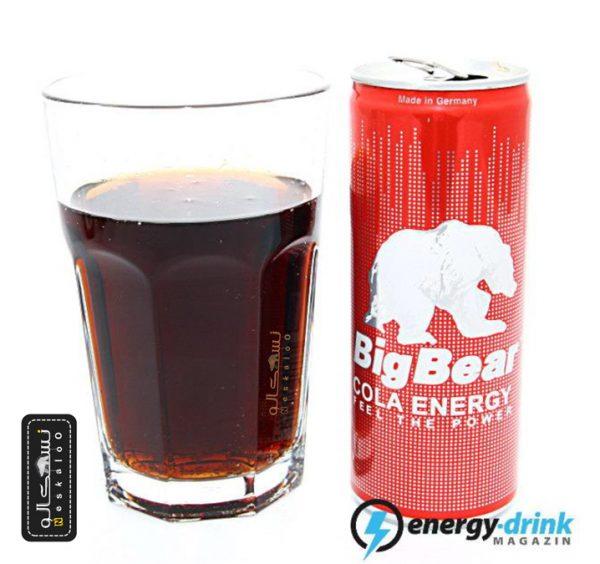 انرژی زا BIG BEAR – Cola Energy (جدید)