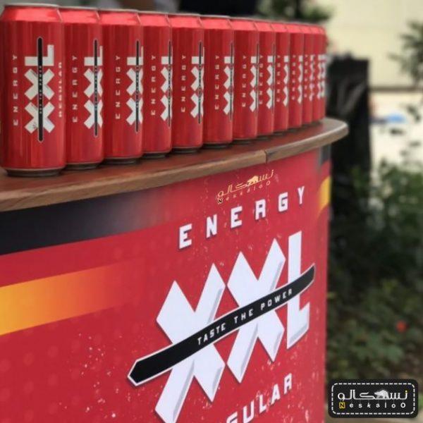 نوشیدنی انرژی زا XXL آلمانی
