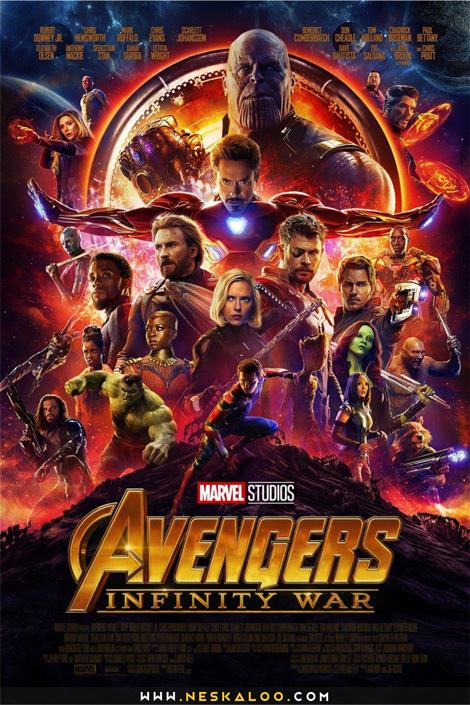 دانلود فیلم Avengers Infinity War