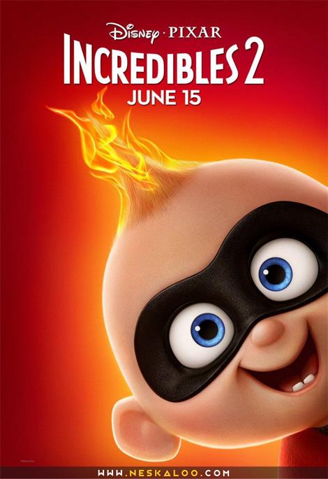 دانلود فیلم Incredibles 2