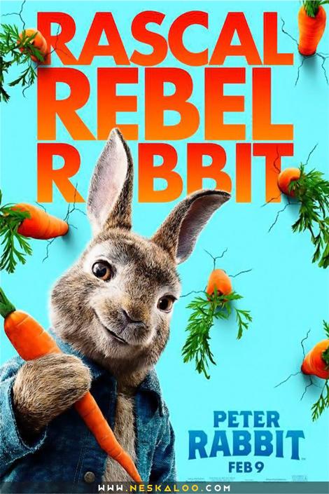 دانلود فیلم Peter Rabbit