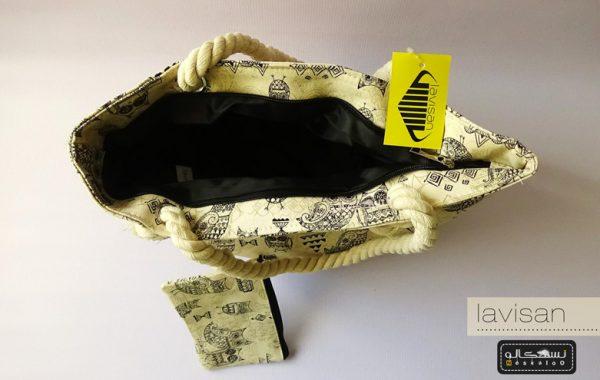 کیف lavisan طرح جغد