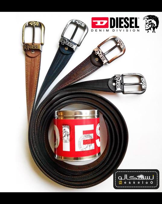 کمربند مردانه diesel