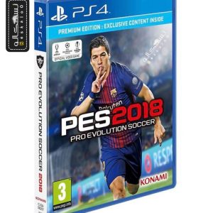 بازی PES 2018 PS4