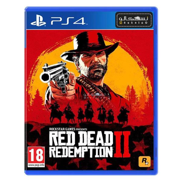 خرید بازی red dead redemption 2