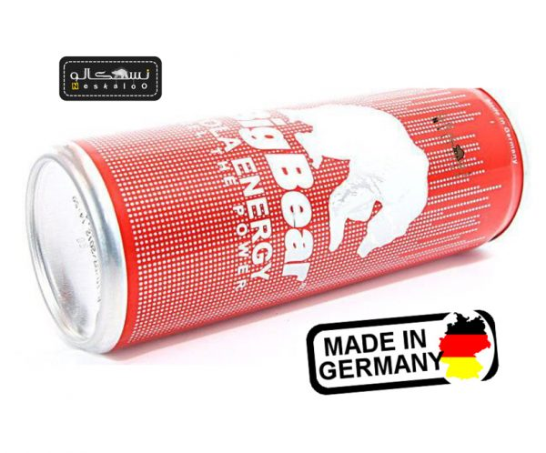 انرژی زا BIG BEAR – Cola Energy (جدید)