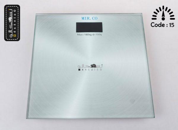 ترازو دیجیتال وزن کشی (طرح دار)-۲۱