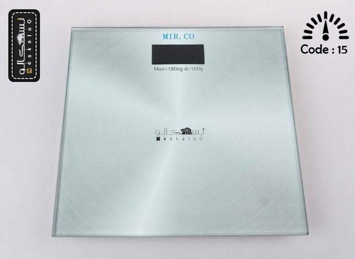 ترازو دیجیتال وزن کشی (طرح دار)