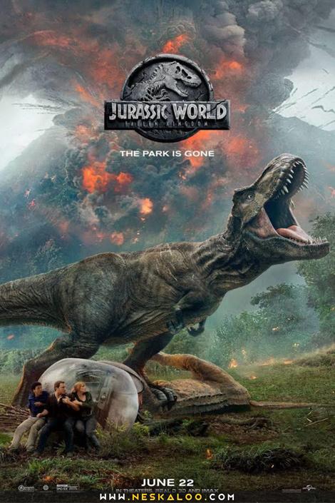 دانلود فیلم Jurassic World Fallen Kingdom