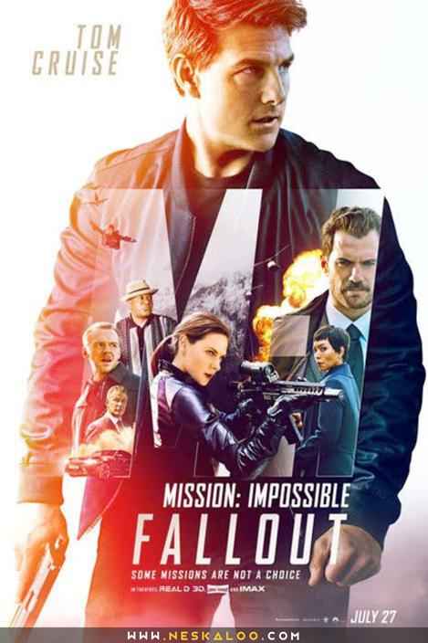دانلود فیلم Mission Impossible Fall Out