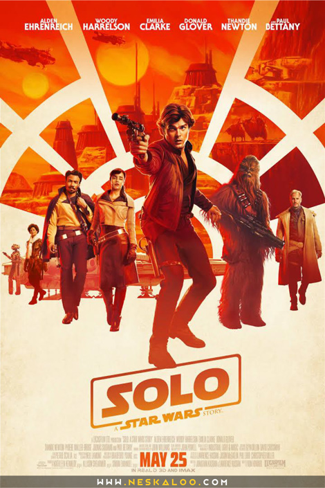 دانلود فیلم Solo A Star Wars Story