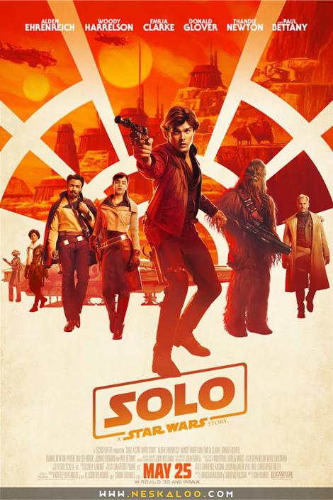دانلود فیلم Solo A Star Wars Story