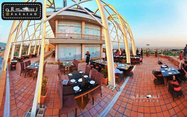 رستوران ایوان برج میلاد-۵