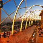 رستوران ایوان برج میلاد-۶