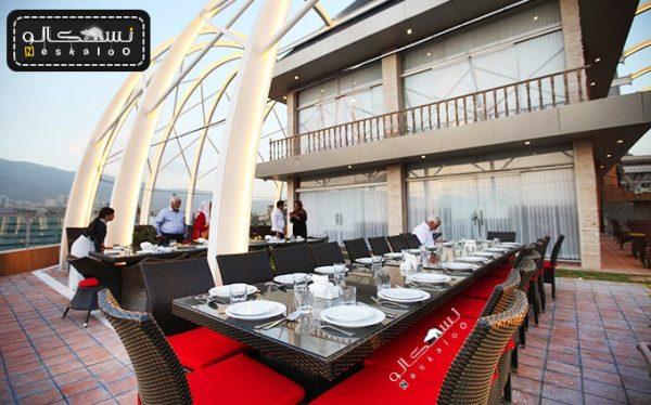 رستوران ایوان برج میلاد-۷