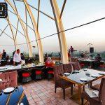 رستوران ایوان برج میلاد-۹