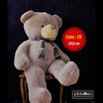 عروسک خرس ولنتاین سایز بزرگ-۱۹