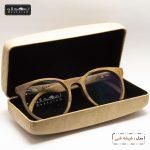 عینک آفتابی چوبی