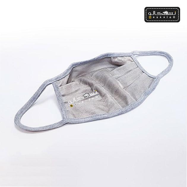 ماسک نانو سینا نقره ضد کرونا یک لایه