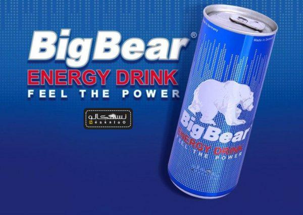 نوشابه انرژی زا BIG BEAR