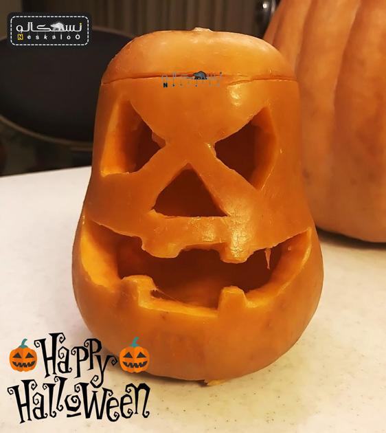 کدو هالووین کوچک