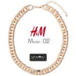 گردنبند های زنانه اورجینال H&M