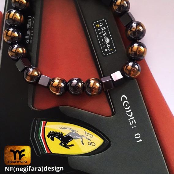دستبند های نگین فارا-۰۱