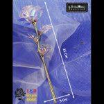 گل رز ال ای دی-۴