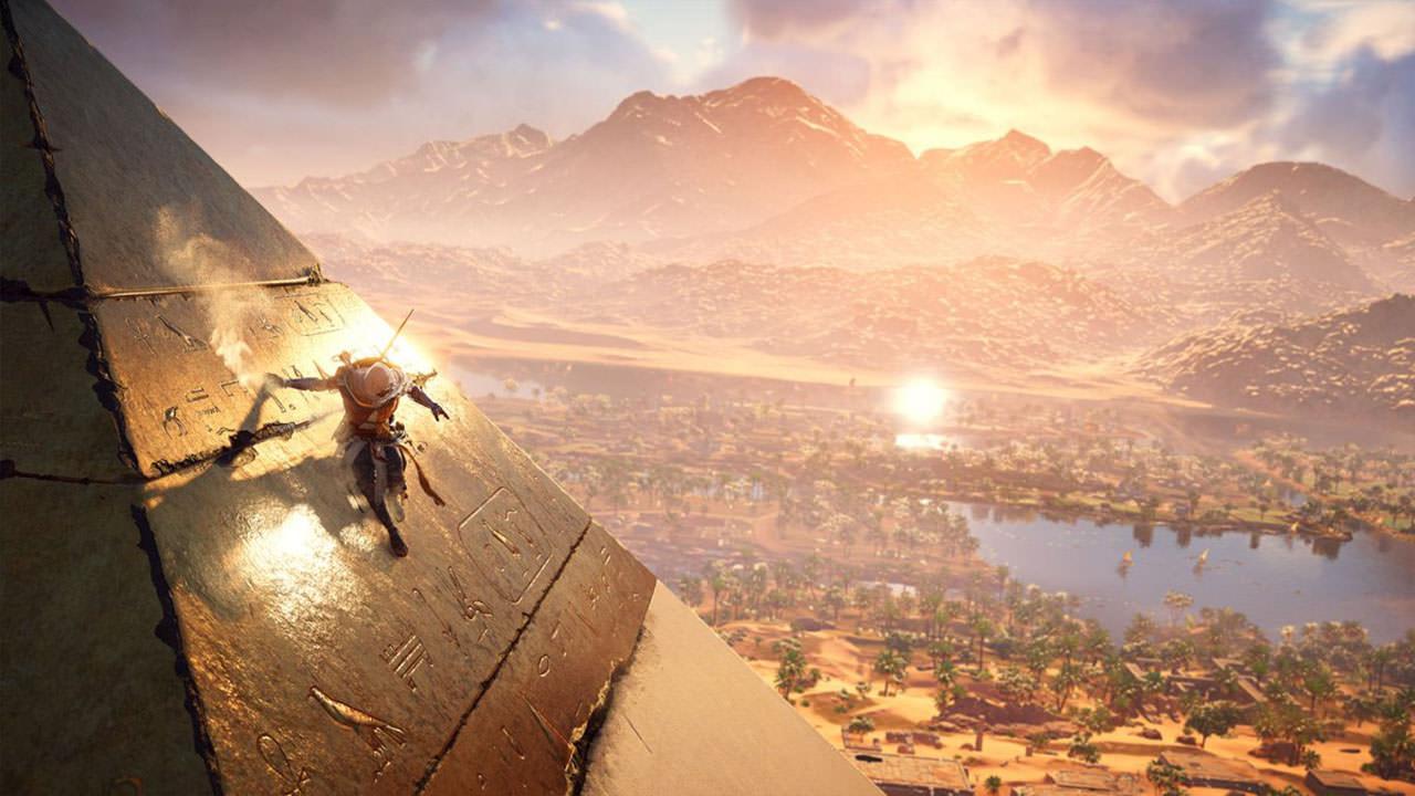دانلود بازی assassin's Creed Origins برای کامپیوتر