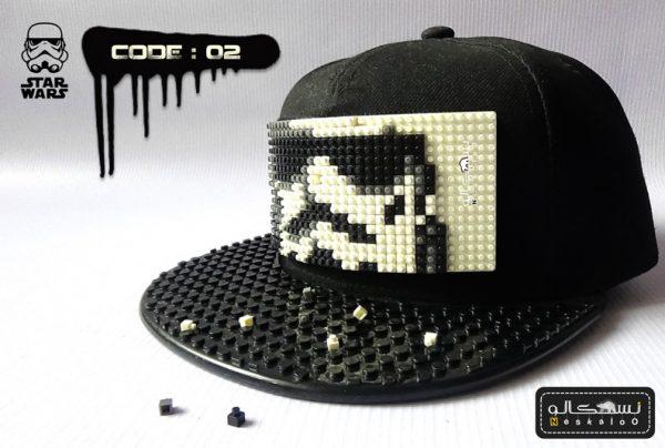کلاه کپ اورجینال LEGO
