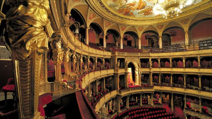 سالن اپرای بوداپست