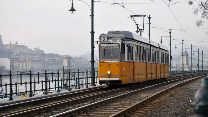 قطار بوداپست