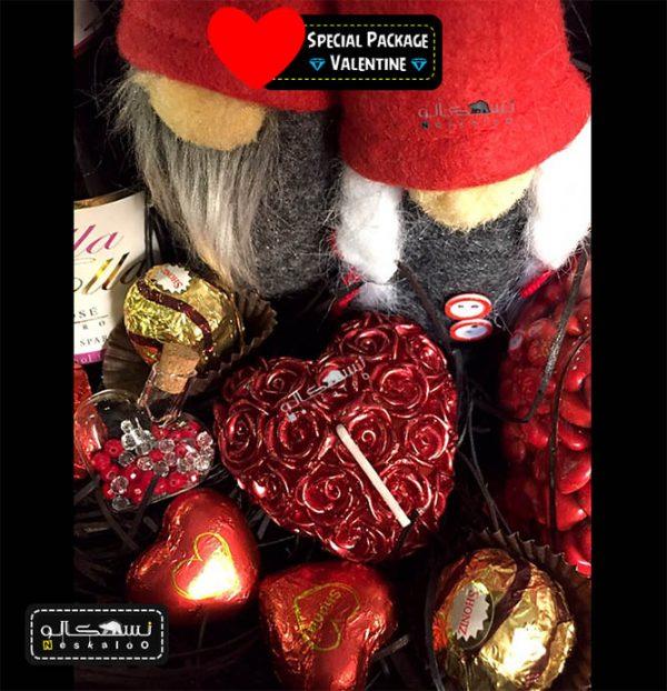 بهترین پکیج ولنتاین ۲۰۱۹ +عروسک-۳