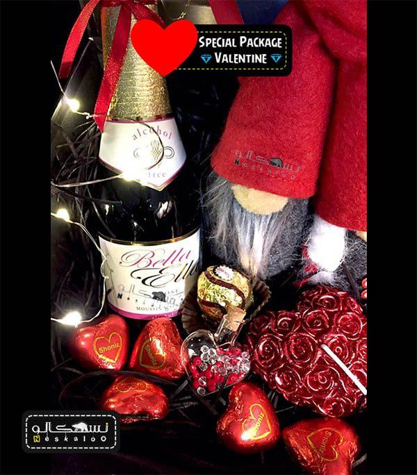 بهترین پکیج ولنتاین ۲۰۱۹ +عروسک-۴