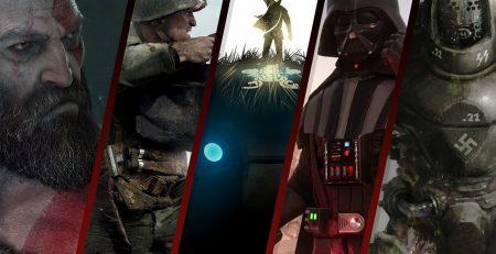 بهترین بازی های2017 نمایشگاه e3