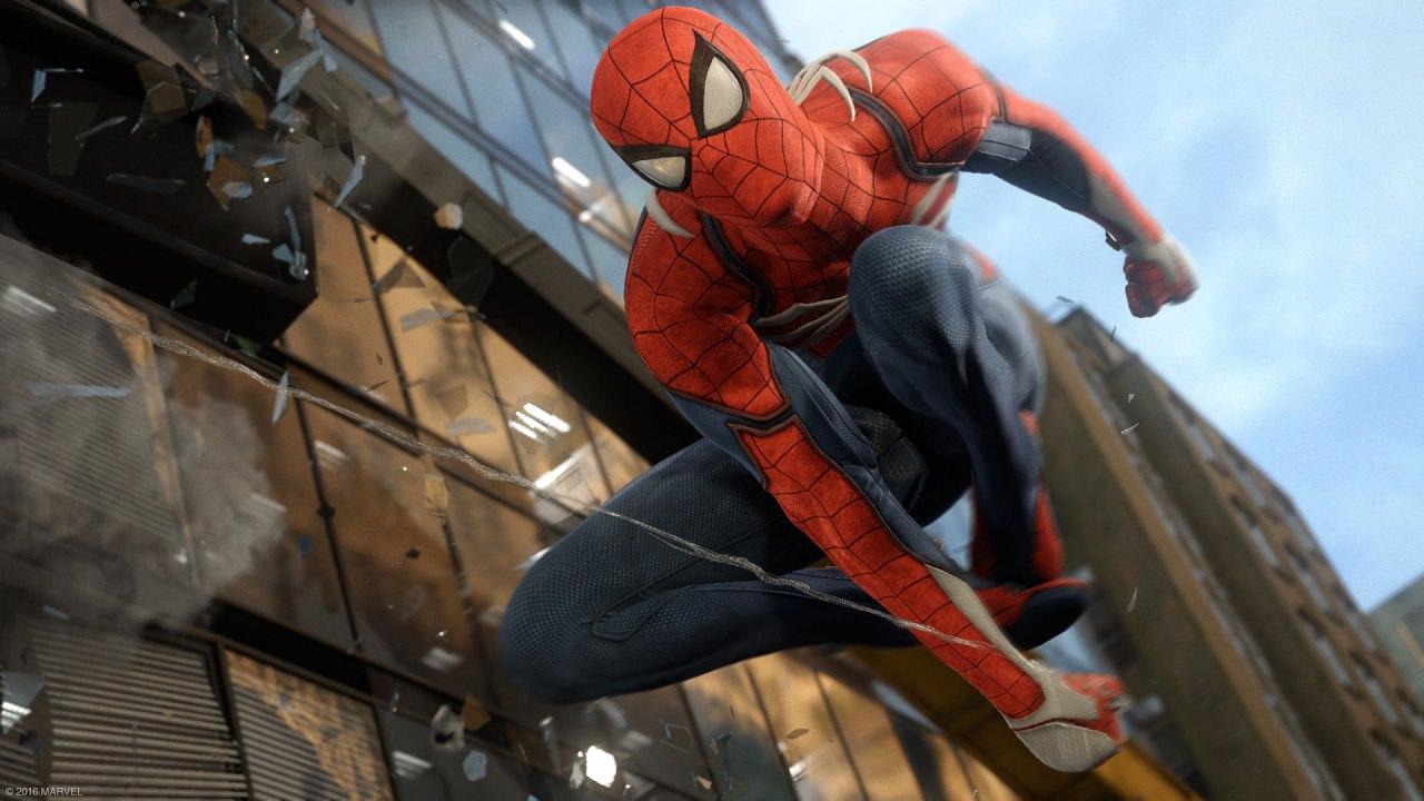 دانلود بازی Spider-Man برای کامپیوتر