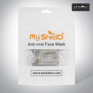 ماسک نانو سینا نقره ضد کرونا دو لایه