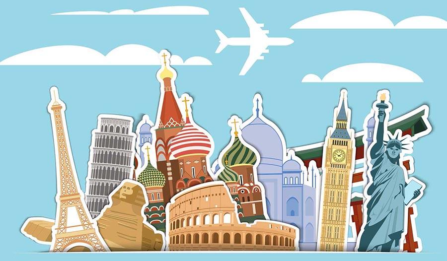 بدون ویزا به کجا می توان سفر کرد؟