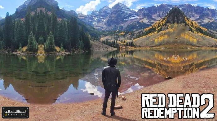 خرید بازی کار کرده red dead redemption 2