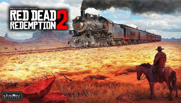 نسخه فشرده بازی red dead redemption 2